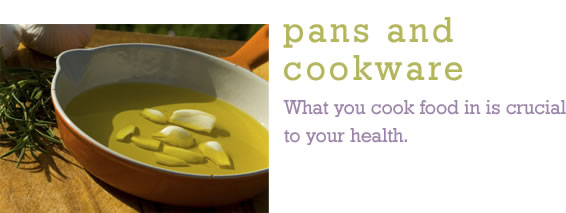 Pans and Cookware