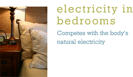 Electricity in Bedrooms