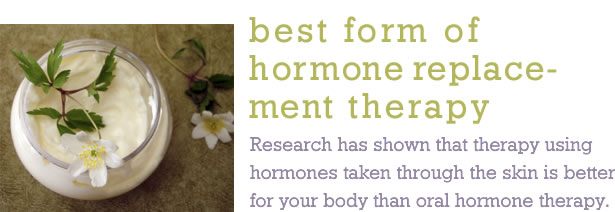 Hormone Replacement Therapy, Best