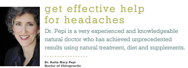 get effective help for headaches