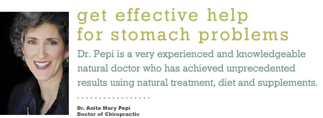 get effective help for stomach problems