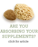 Are you absorbing your Supplements?