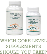 Which core level supplements should you take?